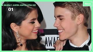 ¡Selena Gomez y Justin Bieber, juntos otra vez!