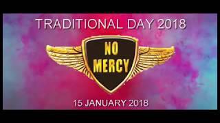 No mercy traditioanal day 2018
