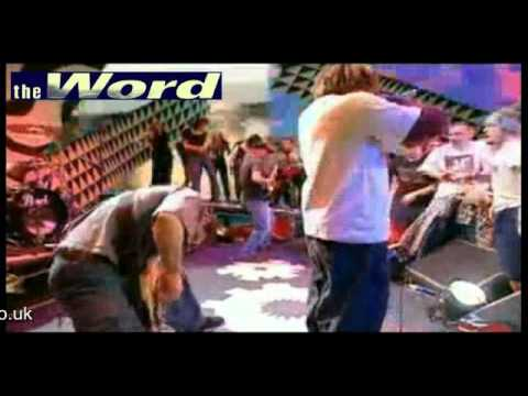 Rage Against the Machine   Killing in the name The Word 1993