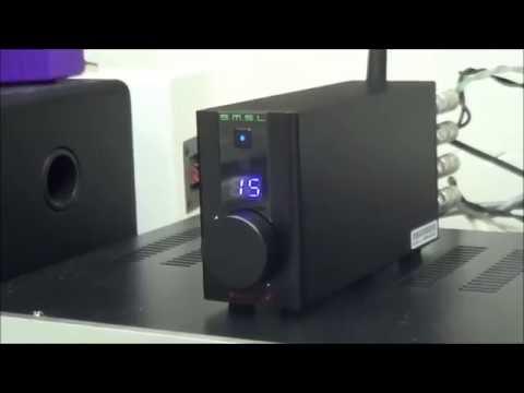 SMSL AD13 Bluetooth Amplifier 藍牙擴音機