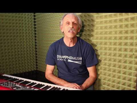 Corso di Pianoforte e Canto - Renato Rosset - Diamond Music School Genova