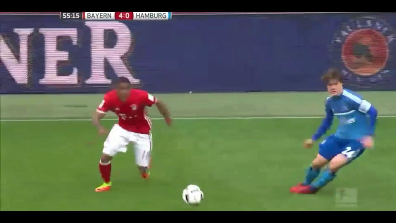Hamburg Vs Bayern