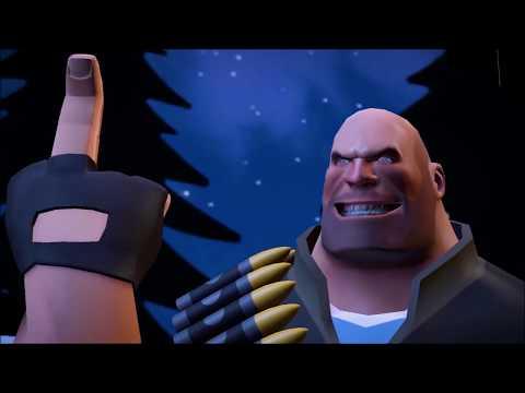 Heavy Saves Christmas part 1 (TF2/Gmod)