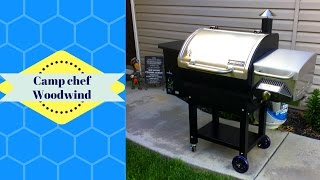 Camp Chef Woodwind: One of the best pellet grills on the market