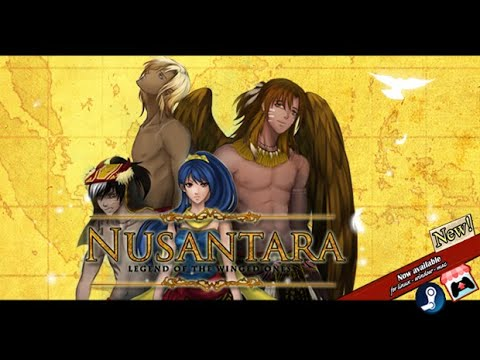 New Ver  Nusantara: Legend of The Winged Ones by SweetChiel