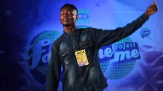 """""""AKPAKO"""" Sings Stay With Me by SAM SMITH to The Delight of the Judges 