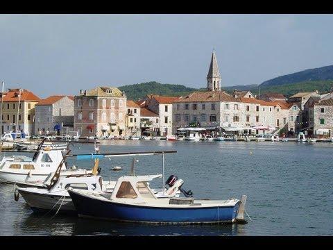 Stari Grad City, Hvar island,  Croatia