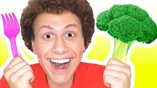 Yes Yes Vegetables Song | 동요와 어린이 노래 | 어린이 교육 노래
