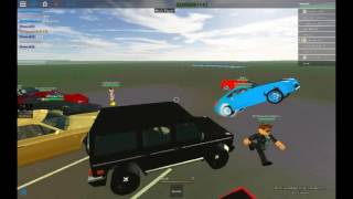 Roblox Racing: Drive TM- Car show