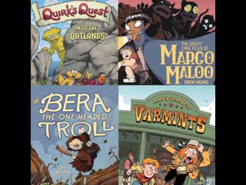 Young Readers: A Publisher Spotlight on First Second Books