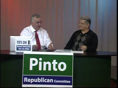 Vote for Christopher Pinto for Republican State Committee March 1st
