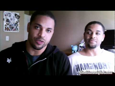 Bench Press Technique to Increase Reps and Move up in Weight @hodgetwins