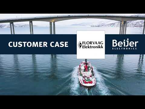 Beijer Electronics customer case: Floorvag Elektronikk