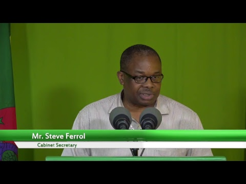 Oct 3 - Dominica Daily Press Briefing