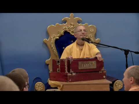 Шримад Бхагаватам 1.8.28 - Бхакти Вигьяна Госвами