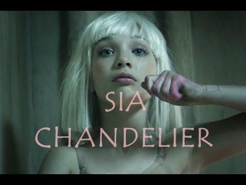 Chandelier - SIA (piano cover) - Cedric Mathew Hudson - YouTube