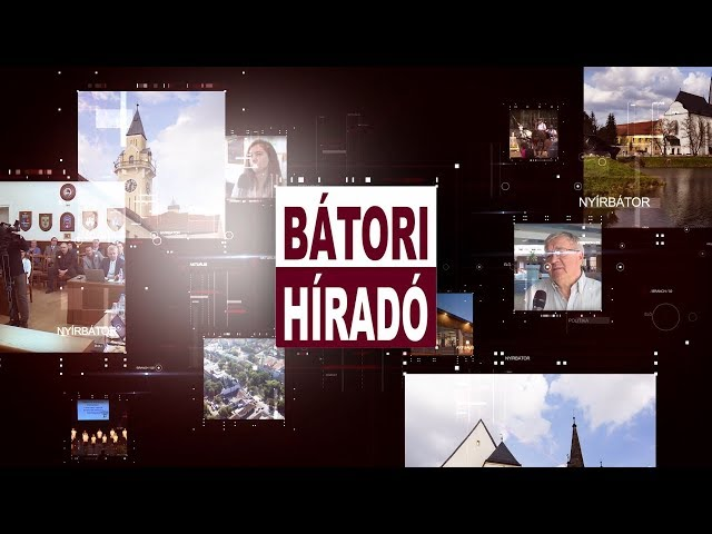 Bátori Híradó 2019.03.20.