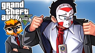 GTA 5 - MOO GETS KIDNAPPED AND WE INFILTRATE THE FIB!