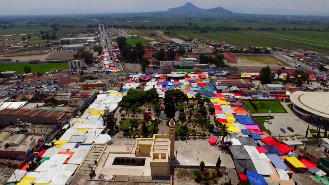 Plaza Tlahuelilpan,Hidalgo - YouTube