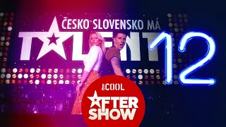 AFTER SHOW #12 – ČESKO SLOVENSKO MÁ TALENT 2019