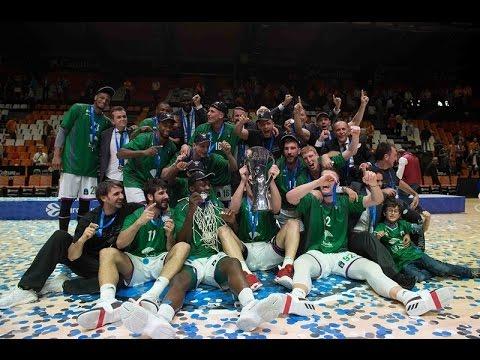 7DAYS EuroCup Highlights: Valencia Basket-Unicaja Malaga, Game 3