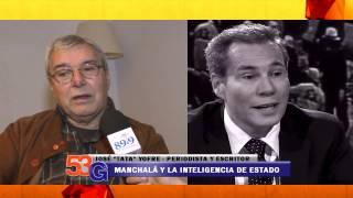 """Video: Entrevista a Juan Bautista """"Tata"""" Yofre: Manchalá y la inteligencia de estado"""