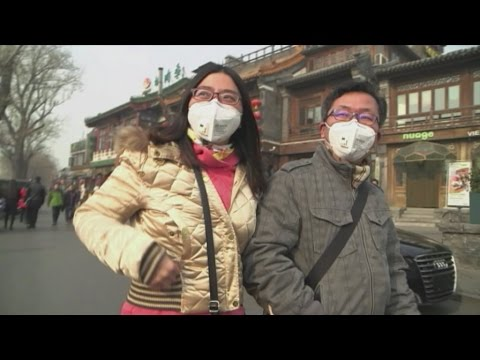 China: How Beijing residents are coping with pollution
