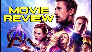 AVENGERS ENDGAME Movie Review (NO SPOILERS!)