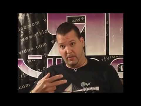 Chris Kanyon on Celebrities at WCW (Mongo McMichael is CRAZY)