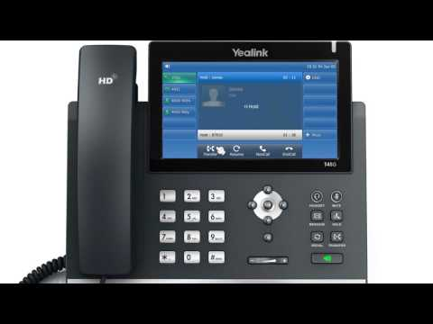 Yealink SIP-T46S   Hospital VoIP Phone  Office Phone   Hotel