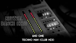 And One - Techno Man (Club Mix) [HQ]