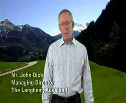 Langham Hotels International Environmental Video