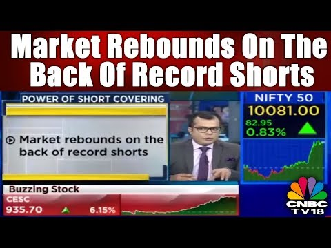 Closing Bell (26th March) | Market Rebounds on the Back of Record Shorts | CNBC TV18