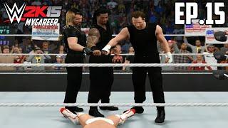 WWE 2K15 MyCareer - ¡THE SHIELD HA VUELTO! (Ep.15)