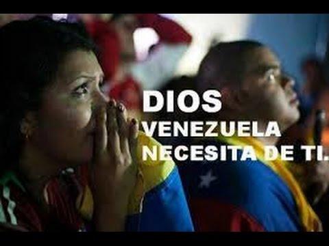Oremos por Venezuela