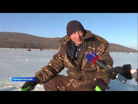В Приморье начался отсчет первых жертв из числа любителей подледной рыбалки