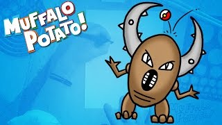 How to Draw A PINSIR from POKEMON GO with Muffalo Potato