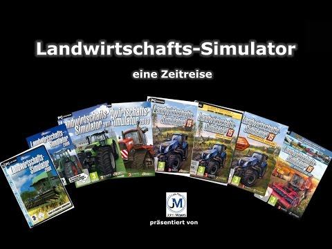 Spielenachrichten - Landwirtschafts - Simulator eine Zeitreise Ls08 - Ls15