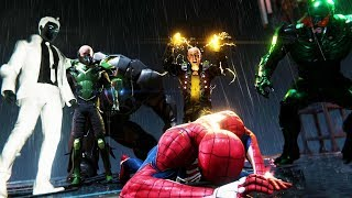 Spider-Man PS4: All Bosses and Ending (with Secret Bosses and Secret Endings)