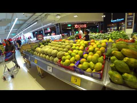 How Does A Supermarket In Australia Look Like? 🇭🇲