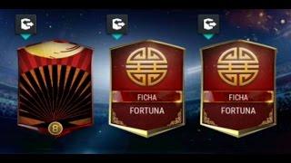 Conseguir Fichas Carmesí y de Fortuna mas Rápido FIFA MOBILE