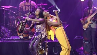 yolanda brown feat shingai shoniwa noisettes live at barbican
