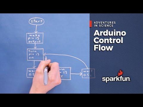 Arduino Control Flow