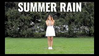 figcaption GFRIEND(여자친구) _ Summer Rain(여름비) _ Lisa Rhee Dance Cover
