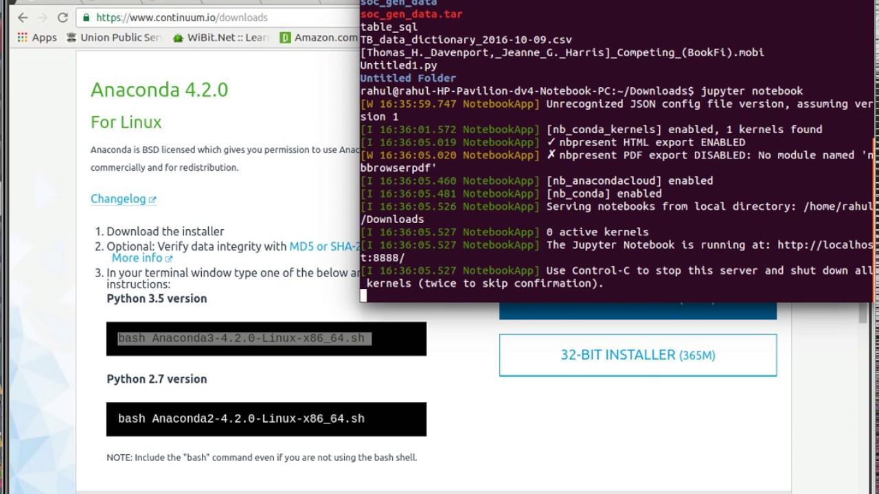 install ipython ubuntu 16.04