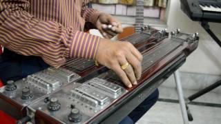 Keno Janinaje Sudhu on Electric Steel Guitar cover by Achintya Karmakar
