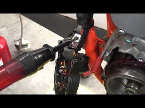 How-to Troubleshoot KTM 250/300 E-Starter