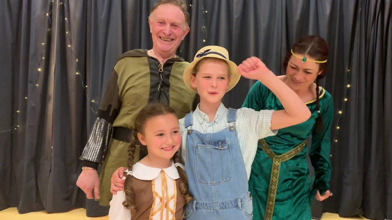 Babes in the Wood Trailer - Silsden Town Hall