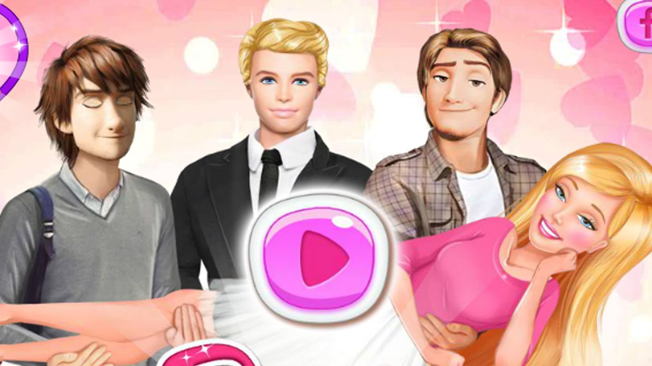 Barbie valentine dating games