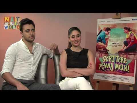 Kareena Kapoor & Imran Khan kissing talk_Nat Bollywood's Bits